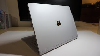 Surface Book (2015) Revisited: Worth it in 2018?
