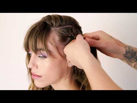 HOW-TO: Festival Edgy Side Braid
