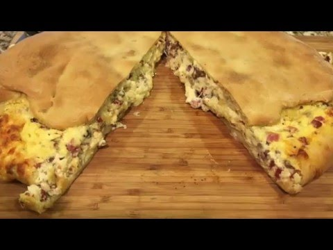 How to Make Pizza Rustica (Pizzagaina)