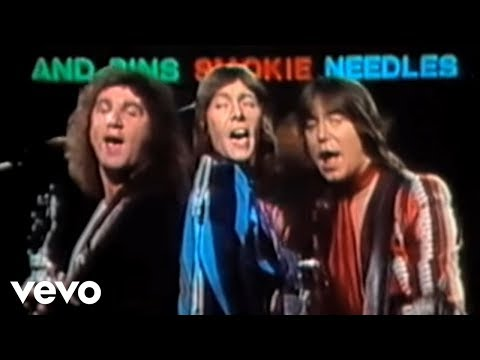 Smokie - Needles and Pins (Official Video)