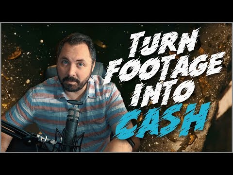 Make Money with Your Footage