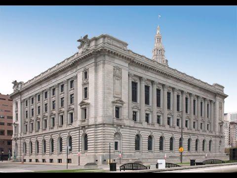 Power & Poetry: Howard M. Metzenbaum U.S. Courthouse, Cleveland, Ohio