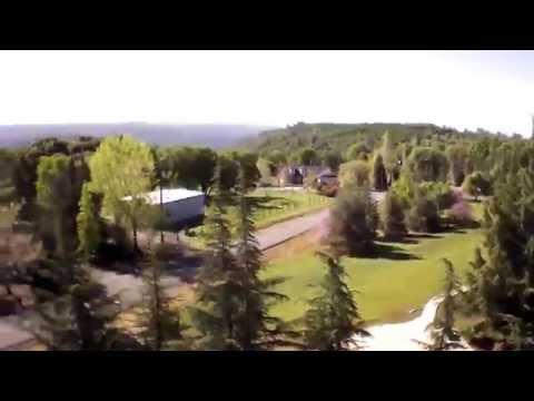 First Successful AR Drone + QGroundcontrol Flight