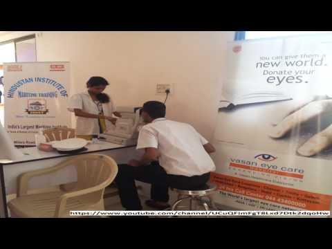 Free eye check-up camp - TAMIL NADU