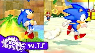 Wtf?! Classic Sonic 3d Adventure - The Sonic Show