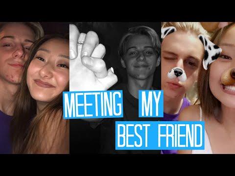 Meeting My Internet Best Friend   Miya Rose