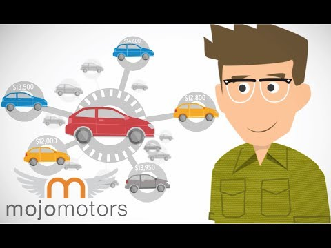 Mojo Motors - The best way to shop for a used car online