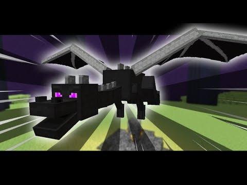 Minecraft | FRIEND OR FOE? | ENDER DRAGON REBIRTH!! (51)