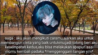 Download FF imagine BTS Suga (well intended love) eps. 32 sub indo Video