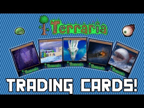 Terraria Steam Trading Cards! (Guide/Overview) [demize]