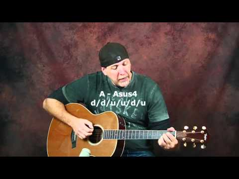 Guitar practice exercises chord changing & strumming patterns both Beginner & Intermediate levels