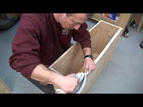Applying Wood Veneer Edging