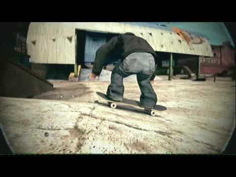 Gameplay: Skate 2 Gameplay [ PS3 Prt 2 ]