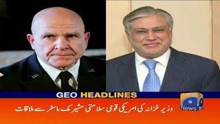 Geo Headlines 09 AM 26-April-2017