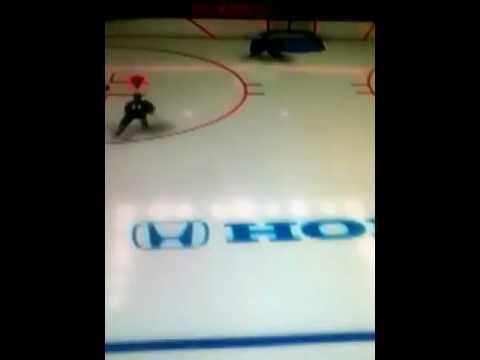 How to score in NHL 13 every time