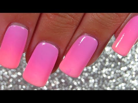 How To Ombre Nails Perfectly Like Pro