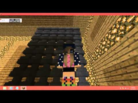 My Nyan Cat Girl Skin ( Minecraft Skin Tour )