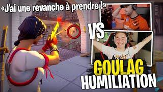Michou m'humilie en 1v1 sur mon Goulag Prison sur Fortnite Créatif ?!