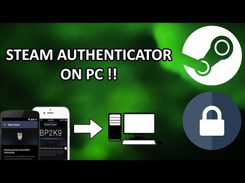How to get Steam Guard Mobile Codes on PC !
