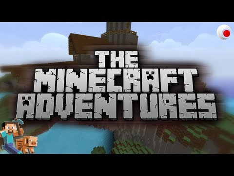The Minecraft Adventures - #109 - Diving Board! - (Minecraft: Xbox 360 Edition)