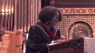 2015 Graduation Rev Yvone Delk
