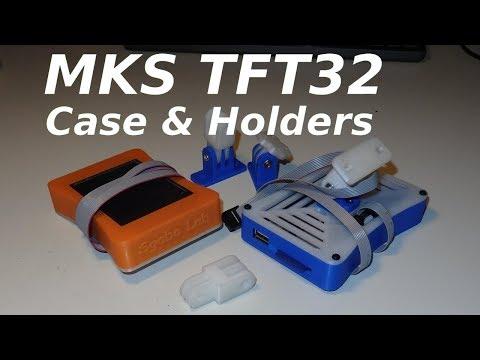 MKS TFT32 Case & Holder