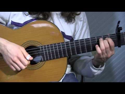 Landslide Guitar Lesson - Chorus Variations