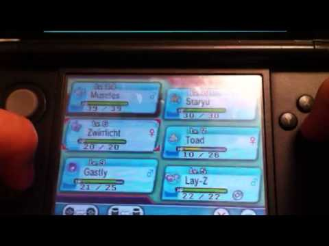 Pokemon ORAS Special- Super Training and X Update