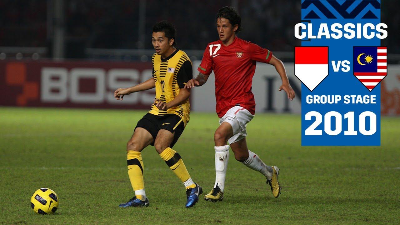 Indonesia vs Malaysia   Full Match   #AFFSuzukiCup Classics 2010 Group Stage