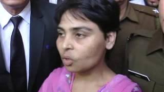 Karnal Live Video Sadhvi Deva Thakur Ne Court Me Kiya Surrender Police Ne Kiya Arrest Sadhvi Live