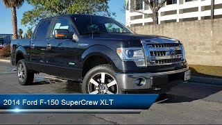 Download 2014 Ford F-150 SuperCrew XLT Fremont San Jose Hayward Union City San Leandro Video