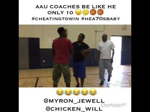 Aau basketball coaches
