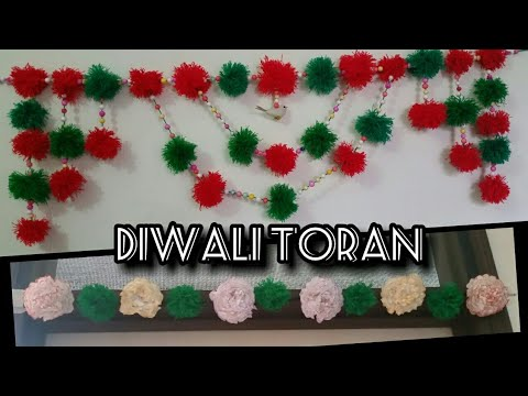 3 Easy Toran{Tutorial}#Door Decoration#Diwali#Deep Panesar#A3 all about art