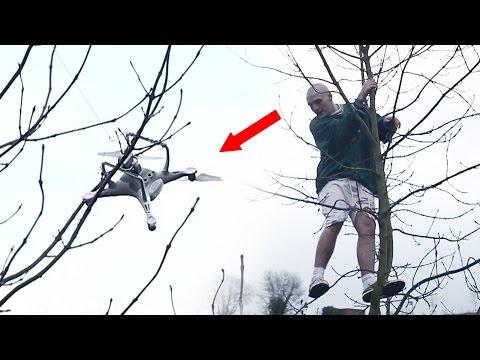 DESTROYING A $2000 DRONE..