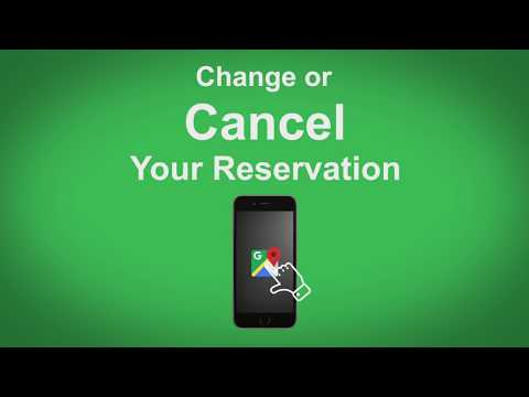 Google Maps   Change Or Cancel Your Reservation