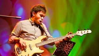 The Best Bass Player Indonesia - Barry Likumahuwa #1