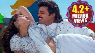 Sarada Bullodu Movie Songs - Mogindoyammo Sruthi Cheyyani - Venkatesh Nagma