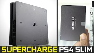 How To Upgrade Your Ps4 Slim With A 1tb Ssd