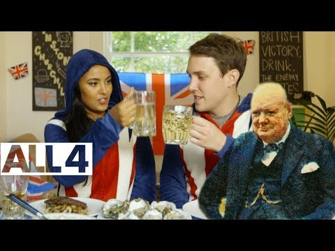 Maya Jama & Chris Stark Drink A LOT Of Alcohol, Just Like Churchill | Crazy Celeb Diets