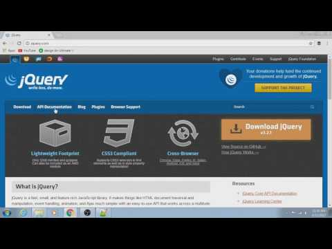 JQuery Basics - Learn JQuery From Scratch