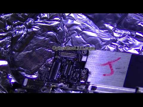 iPhone 5 Backlight repair CyberDocLLC