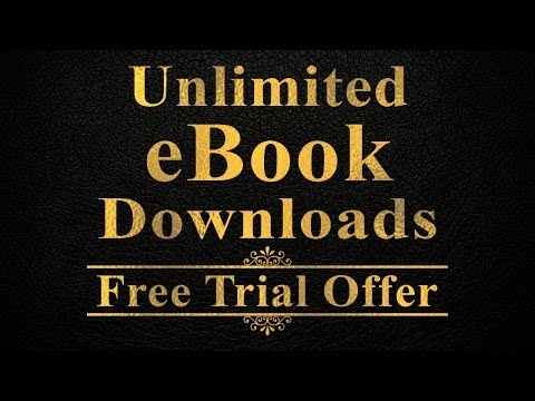 Buying eBooks From The Amazon Kindle Store? CHECK THIS OUT! Unlimited Downloads - FREE 3 Day Trial!