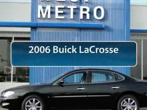 Used 2006 Buick LaCrosse Minneapolis St. Cloud & Monticello MN 12-113A-1