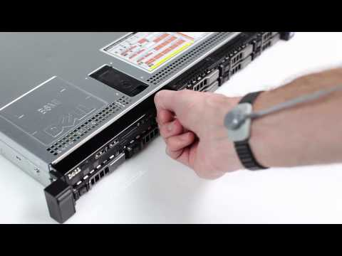 PowerEdge R620: Express Service Tag