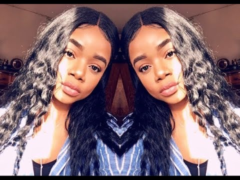 BEST ! LACE FRONT WIG EVER!! // FREETRESS BY EQUAL