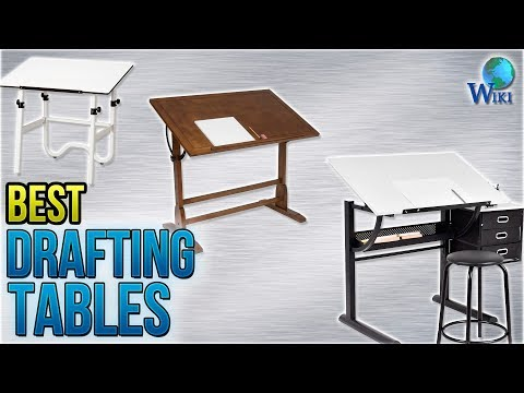 10 Best Drafting Tables 2018