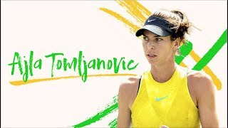 Get to know Ajla Tomljanovic | Fed Cup Final 2019