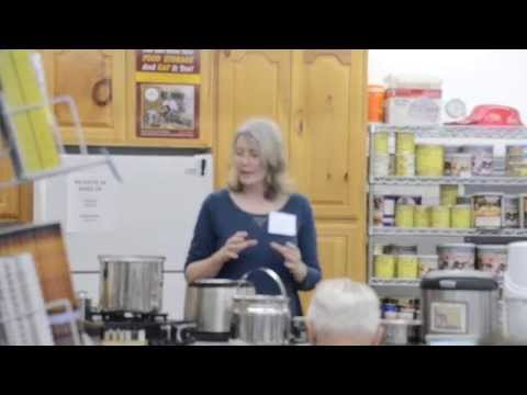 Food Storage and Thermal Cooking - Video #5