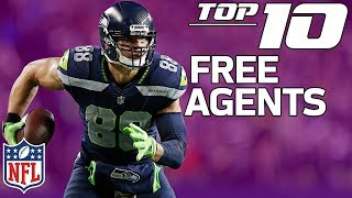 Top 10 Free Agents of 2018 | Film Review | NFL Highlights