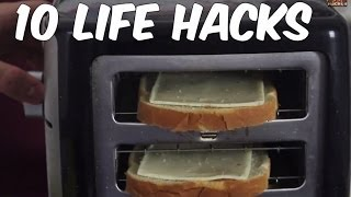 10 Life Hacks Everyone Must Know